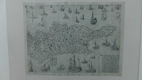 L'île de Chypre en 1571