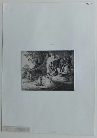 Environnement Musée du Louvre - Département des Arts Graphiques