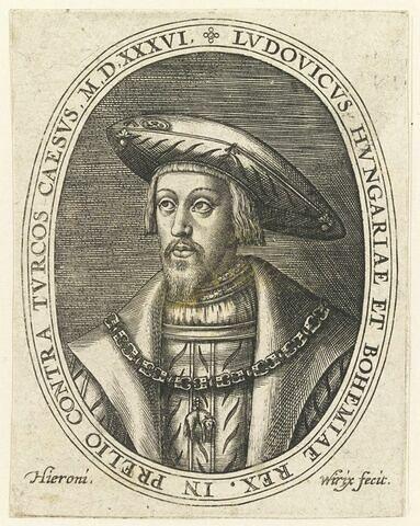 Louis, roi de Hongrie et de Bohême