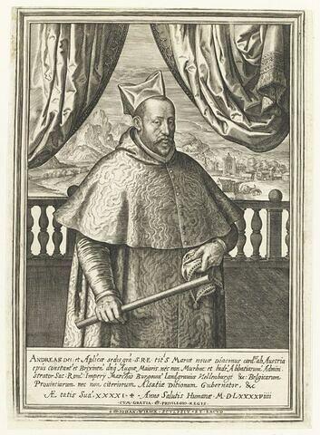 André d' Autriche