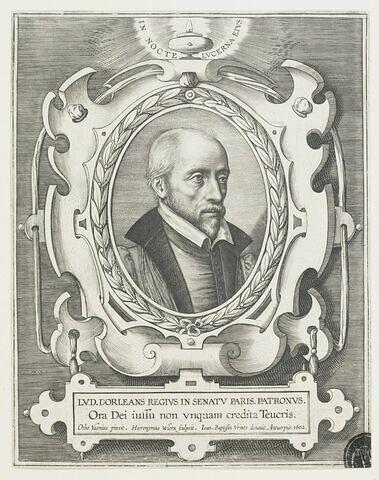 Louis Dorléans (sic)