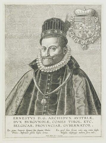 L'archiduc Ernest