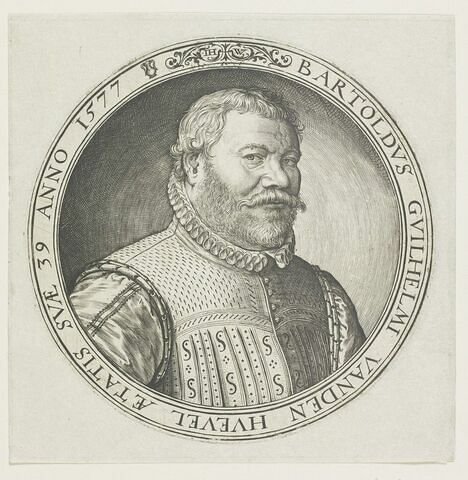 Barthold Guillaume van den Huevel