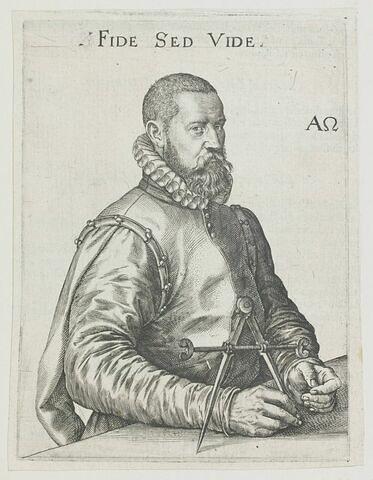 Portrait d'un mathématicien
