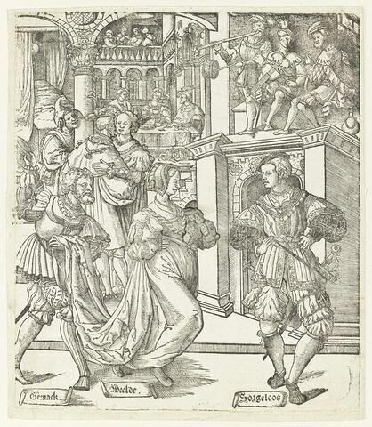 Scène sur l'histoire de Sorgheloos