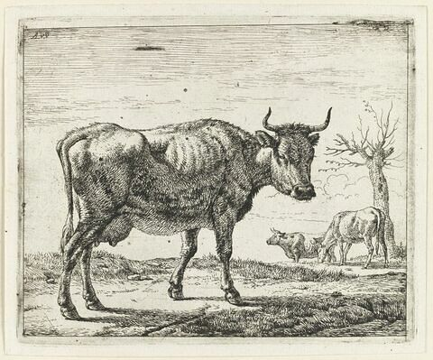Les trois vaches