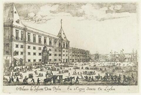 O Palacio do infante dom Pedro