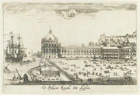 O Palacio Royal de Lisboa