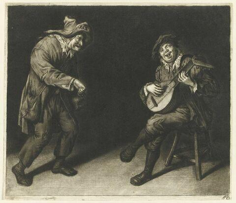 Les joueurs d'instruments