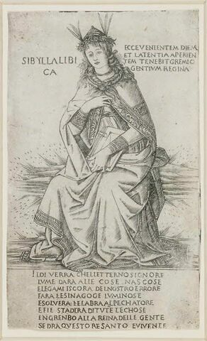 La Sibylle Lybienne