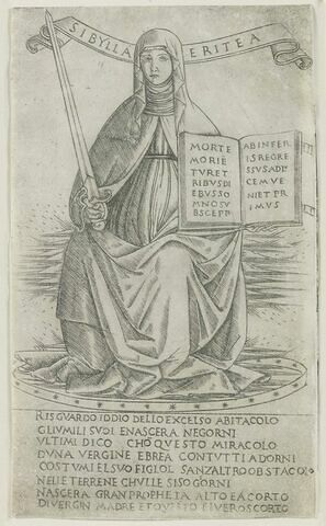 La Sibylle d'Erythrée