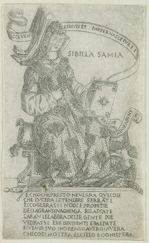 La Sibylle de Samos