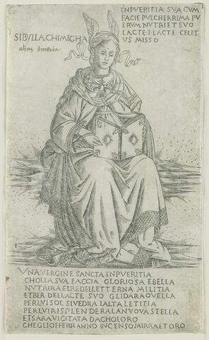 La Sibylle Cimmérique