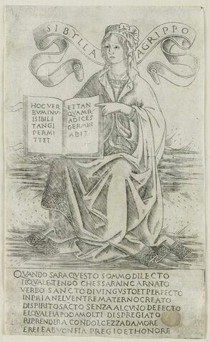 La Sibylle Agrippa