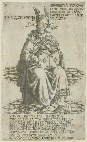 Sibylle Cimmérienne