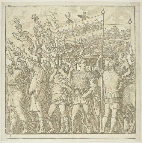 Le triomphe de Jules César