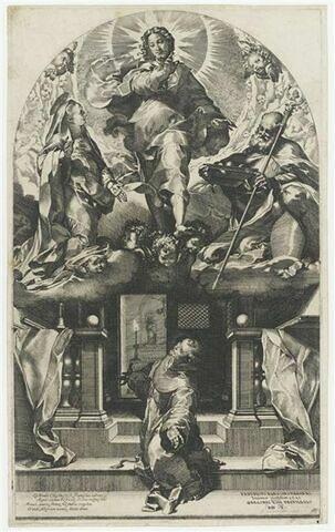 Saint François dans la Chapelle