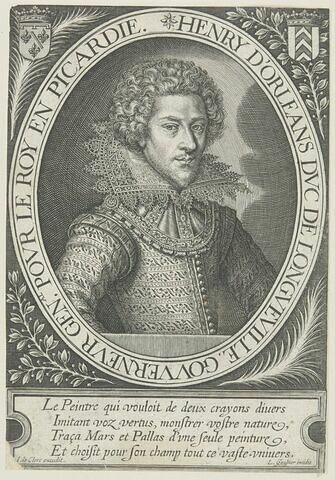 Henri d'Orléans, duc de Longueville