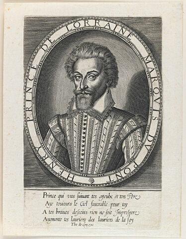 Henri de Lorraine, marquis des Ponts