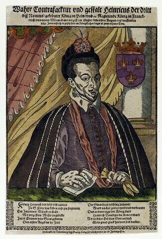 Portrait de Henri III