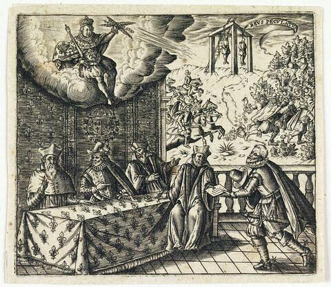 Contre les spéculateurs de 1618