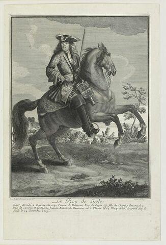 Victor Amédée II, roi de Sicile