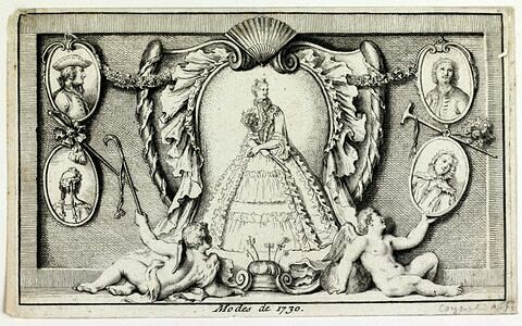 Modes de 1730