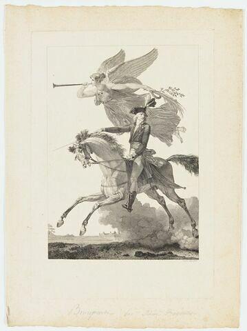 Bonaparte et la renommée
