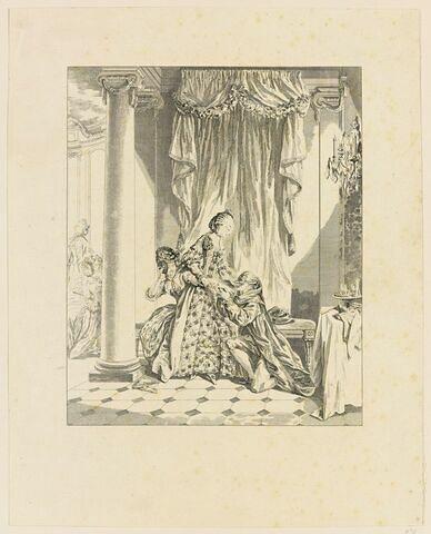 L'événement au bal
