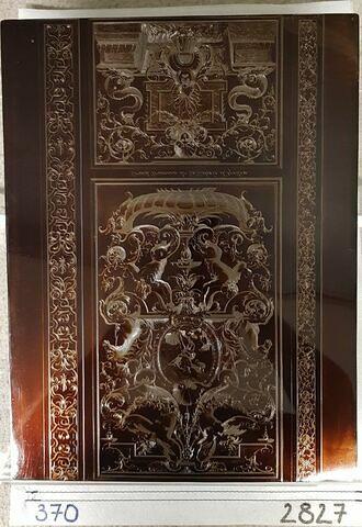 Grand trumeau de la galerie d'Apollon