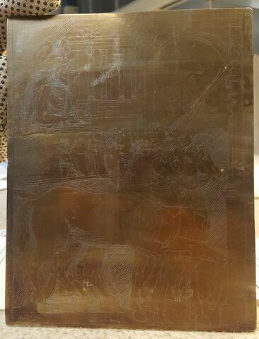 Triomphe de Marc-Aurèle, d'après un bas-relief antique