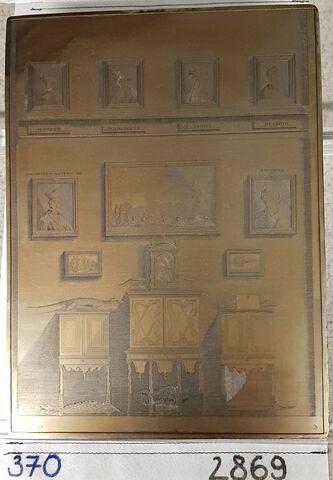 Partie du Cabinet de Sainte Geneviève