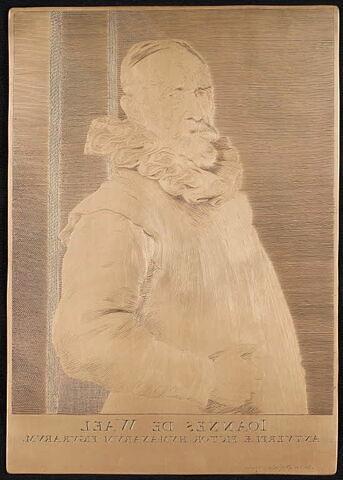 Jan de Wael, peintre d'Anvers.