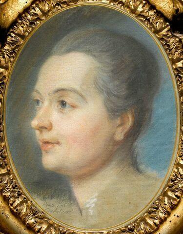 Préparation présumée pour le visage de Madame de Pompadour