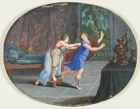 Joseph et le femme de Putiphar