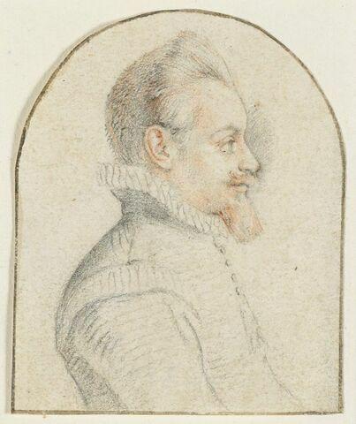 Portrait de seigneur inconnu
