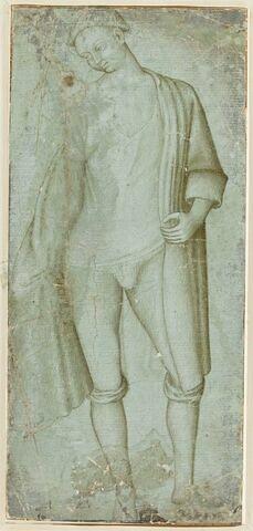 Jeune homme debout