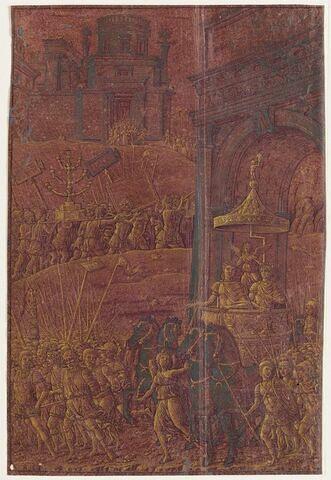 Triomphe de Titus et de Vespasien