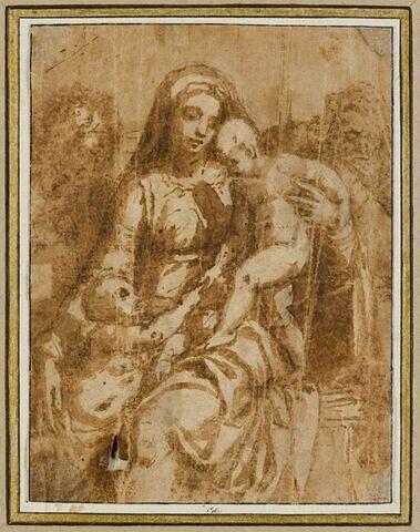 Vierge et l' Enfant