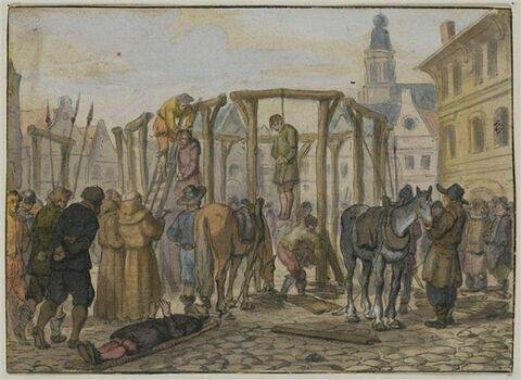 Exécution de comdamnés