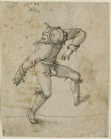 Bouffon dansant