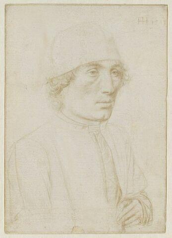 Portrait d'homme :  Giacomo di Giovanni d'Antonio Loiani ?
