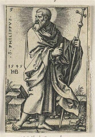 Série de douze apôtres : Saint Philippe
