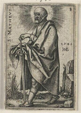 Série de douze apôtres : Saint Mathieu