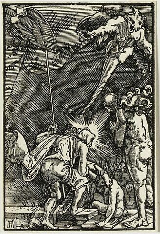 Le Christ aux limbes  : Chute et Rédemption de l'Humanité, suite de quarante bois gravés