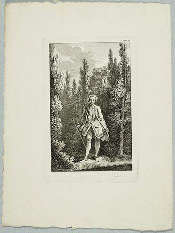 Illustration pour 'Faunillane' ou 'L'Infante Jaune' et pour 'Acajou et Zirphile'