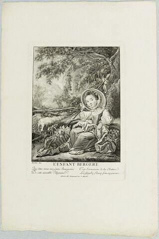 L'enfant bergère