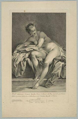 Etude de femme au bain