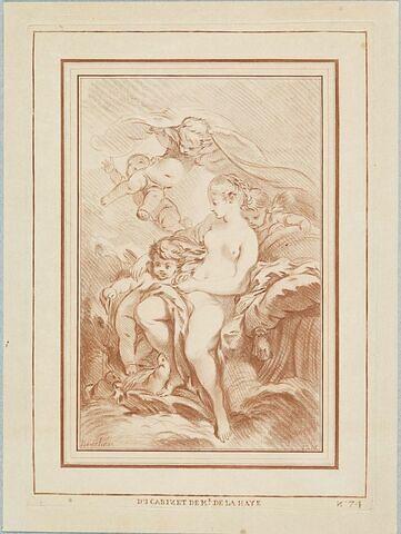 Vénus et les Amours