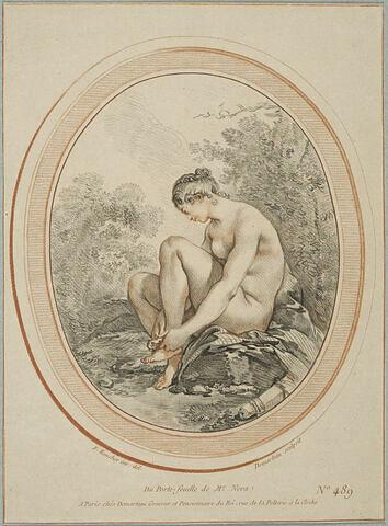 Vénus au bain